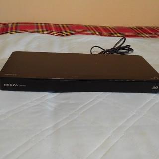 東芝 - REGZA(DBR-Z510)東芝ブルーレイレコーダー(訳あり)ノイズ音が出る。
