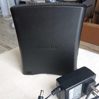 Buffalo - 2T 外付けHDD  HD-CL2.0TU2/N