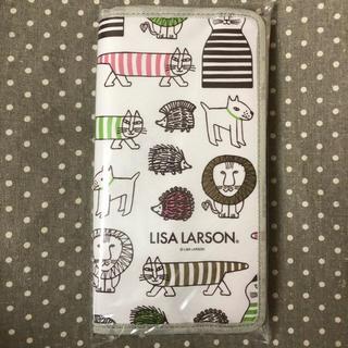 Lisa Larson - 【新品】InRed 9月号 付録 リサラーソン7ポケットポーチ セブン限定