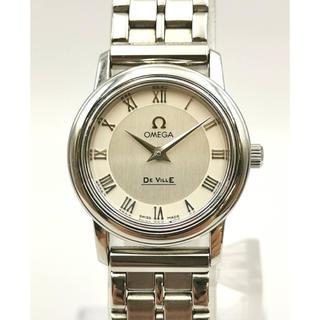 オメガ(OMEGA)のOMEGA  オメガ De Ville  ローマ 時計(腕時計)