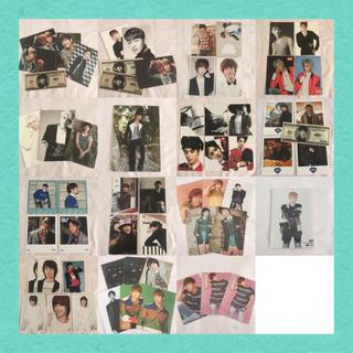 シャイニー(SHINee)の3 ◇ SHINee ポスカ ポストカード 生写真(アイドルグッズ)