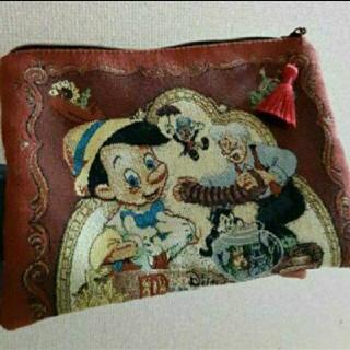 Disney - ディズニー ピノキオ ポーチ