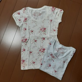 キャスキッドソン(Cath Kidston)のCath Kidston Tシャツ2枚セット(Tシャツ(半袖/袖なし))