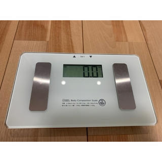 体重計 小型 体重体組成計