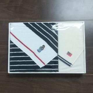 ラルフローレン(Ralph Lauren)のラルフローレン  バスタオル・フェイスタオル各1枚(タオル/バス用品)