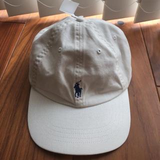 POLO RALPH LAUREN - 新品未使用 ラルフローレン 帽子 タグ付き