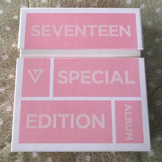 SEVENTEEN - SEVENTEEN SpecialEdition スペシャルエディション リパケ