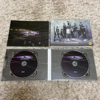 スーパージュニア(SUPER JUNIOR)のSUPER SHOW3 DVD(アイドル)
