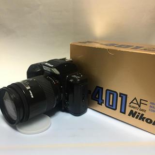 ニコン(Nikon)のニコンF 401AF(フィルムカメラ)