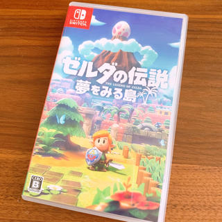 Nintendo Switch - Nintendo Switch ゼルダの伝説 夢をみる島 ソフト