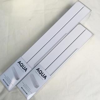 山崎実業 AQUA tower マグネット ラップケース 22cm 30cm