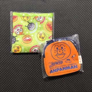アンパンマン(アンパンマン)の新品 アンパンマン ポーチ ポシェット 財布 ベビー キッズポシェット(ポシェット)