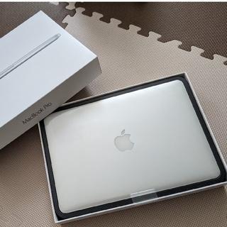 マック(Mac (Apple))のMacBook Pro(Early 2015, 13.3inch Retina)(ノートPC)