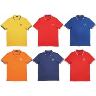 フレッドペリー(FRED PERRY)のフレッドペリー 2010 サッカー ワールドカップ コラボ ポロシャツ(ポロシャツ)
