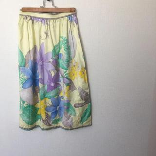 レオナール(LEONARD)のLeonard スカート(ひざ丈スカート)