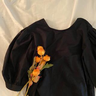 Ameri VINTAGE - mite  ✳︎  puff sleeve blouse