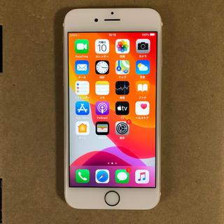 SIMフリー au iPhone6s 64GB ゴールド 判定○ 送料込み