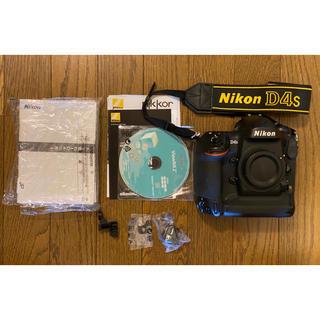 ニコン(Nikon)のNikon ニコン D4s 動作未確認(デジタル一眼)
