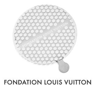 ルイヴィトン(LOUIS VUITTON)のルイ・ヴィトン美術館 LOUIS VUITTON LV ポケットミラー(ミラー)