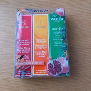 WELEDA - ヴェルダ ハンドクリーム、全身用のクリーム