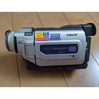 SONY - 𓊆 SONY Digital Handycam  miniDV 𓊇
