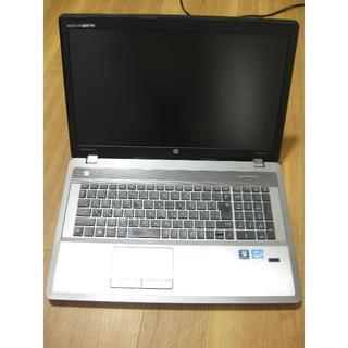 HP - 【大画面ノートPC】 HP ProBook 4740s 17インチ i5/8G