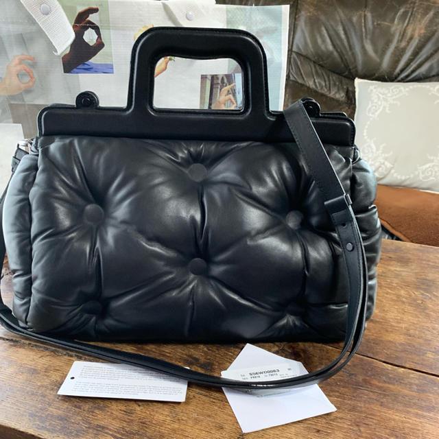 Maison Martin Margiela(マルタンマルジェラ)のメゾンマルジェラ グラムスラムスリーウェイバック特別価格! レディースのバッグ(ショルダーバッグ)の商品写真