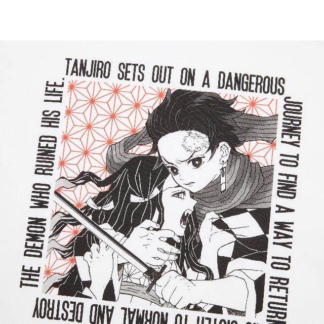 UNIQLO(ユニクロ)の鬼滅の刃コラボTシャツ エンタメ/ホビーのおもちゃ/ぬいぐるみ(キャラクターグッズ)の商品写真
