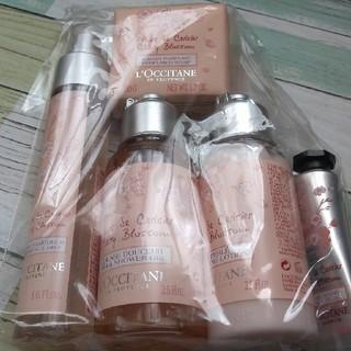 L'OCCITANE - 未使用ロクシタン☆チェリーブロッサム 5点セット