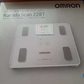 OMRON - 【新品未使用】OMRON体重体組成計