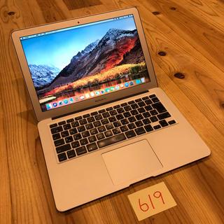 マック(Mac (Apple))の格安!MacBook air 13インチ Late2010(ノートPC)