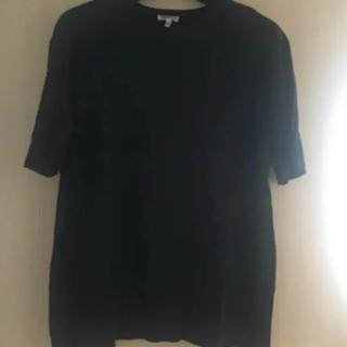 エルメス(Hermes)のうにに様専用 エルメスティーシャツ ブラック(Tシャツ(半袖/袖なし))