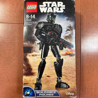 Lego - レゴ スターウォーズ 75121  インペリアル・デス・トルーパー