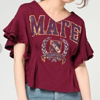 マウジー(moussy)のデザインTシャツ(Tシャツ(半袖/袖なし))