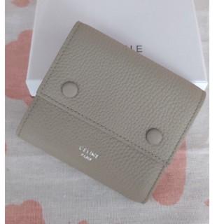 celine - 美品Celine セリーヌ 三つ折り財布 小銭入れ レディース