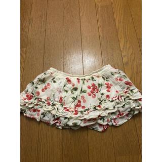 Souris - Sourisのパンツ付きスカート