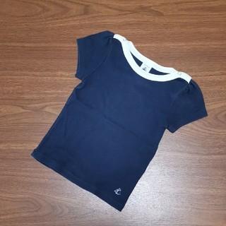 PETIT BATEAU - プチバトー Tシャツ トップス 90センチ