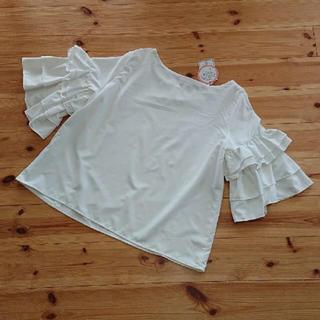 授乳服 ブラウス