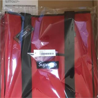 シュプリーム(Supreme)のSupreme Polartec Tote Red(ハンドバッグ)