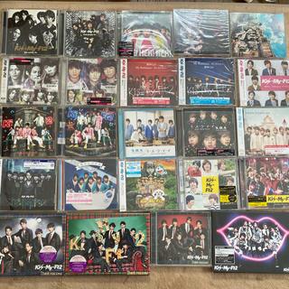キスマイフットツー(Kis-My-Ft2)のキスマイ CD DVD(アイドルグッズ)