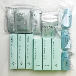 ファンケル(FANCL)のファンケル アクネケア 3セット(化粧水/ローション)