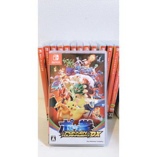 Nintendo Switch - ポッ拳 POKKEN TOURNAMENT DX Switch