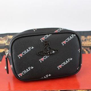 ヴィヴィアンウエストウッド(Vivienne Westwood)の新品 ヴィヴィアン 19/20aw  ANNIE BELT BAG BLACK(ボディバッグ/ウエストポーチ)