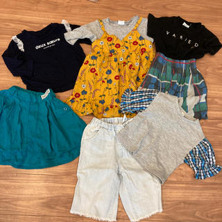 ブリーズ(BREEZE)の子供服  90cm 6点セット(Tシャツ/カットソー)