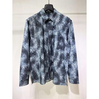 ディオール(Dior)の2020秋 Dior × STUSSY コラボ ロゴシャツ(シャツ)