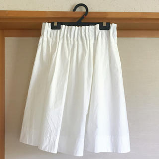 SCOT CLUB - メトリーゼ スコット ホワイトスカート