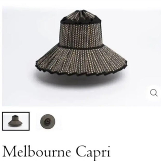 Ron Herman - LORNA MURRAY Capri Hat Lサイズ