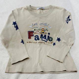 ファミリア(familiar)のファミリア♡ロンT(Tシャツ/カットソー)