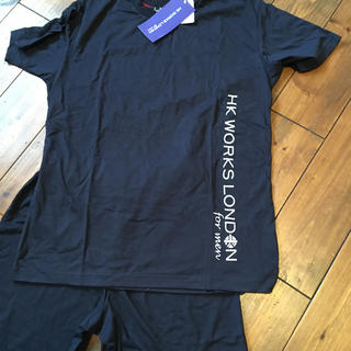 ヒロココシノ(HIROKO KOSHINO)のHK WORKS ルームウェア(Tシャツ/カットソー(半袖/袖なし))