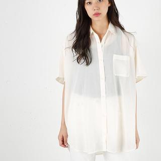 マウジー(moussy)のシャツ(シャツ/ブラウス(半袖/袖なし))